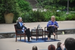 Dr. Jane Goodall's interview with NBC4 Washington's Wendy Rieger